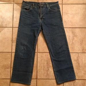 """Versace Jeans - VERSACE JEANS COUTURE Men's 35"""" waist 28"""" Leg"""